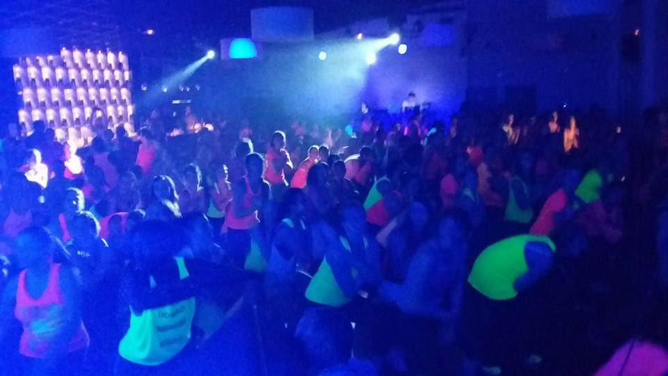 fluo party photo